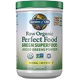Garden of Life Raw Organic Perfect Food Green Superfood Juiced Greens Powder Original Stevi Free, Non-GMO, Gluten Free, Dieta