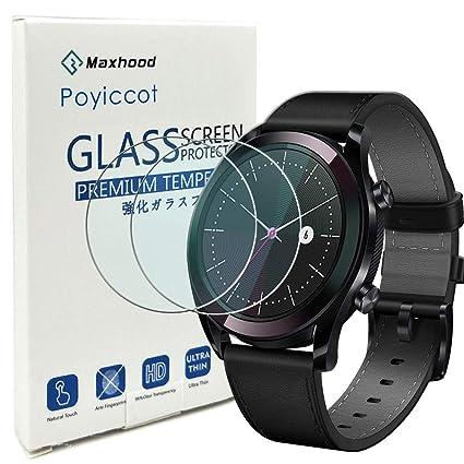 Amazon.com: Compatible for Huawei Watch GT Elegant Screen ...