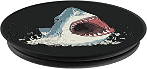 PopSockets: Collapsible Grip & Stand for Phones and Tablets - Shark!