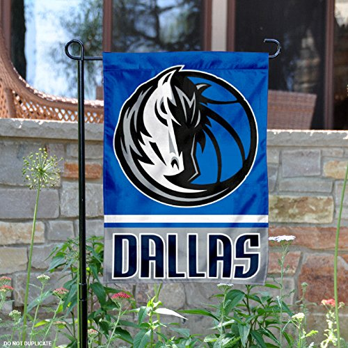 Dallas Mavericks Flag (Dallas Mavericks Double Sided Garden Flag)