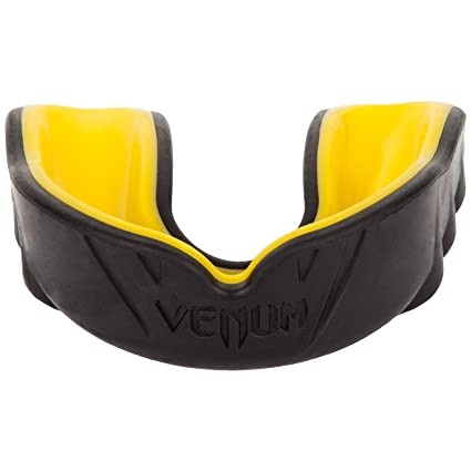 Venum Challenger Mouthguard Black//Orange