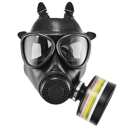 Máscara de seguridad de vapor orgánico Holulo con respirador ...