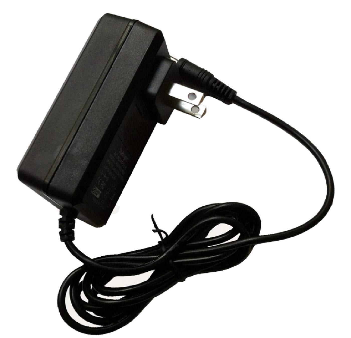AC//DC Adapter For Ion Audio Solar Stone Wireless Solar Garden Speaker Power Cord