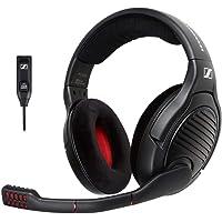 Sennheiser PC 373D Over-Ear USB Gaming Headphones
