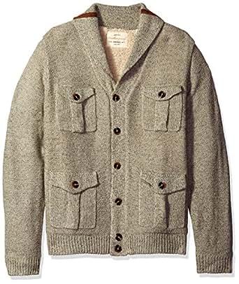 Weatherproof vintage men 39 s double pocket fleece lined for Weatherproof vintage men s lightweight flannel shirt