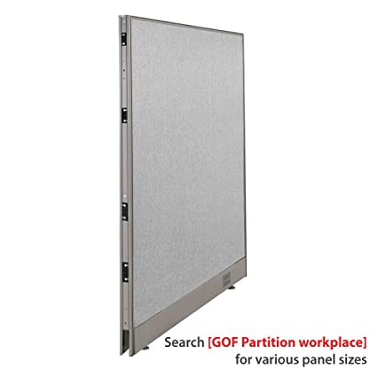 Beautiful Amazon.com: GOF Office Partition Custom Built Workstation Wall Office  Divider (30w X 48h): Kitchen U0026 Dining