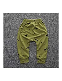 FidgetFidget Animal Pattern Leggings for Kids Baby Boys Girls 0-4Y