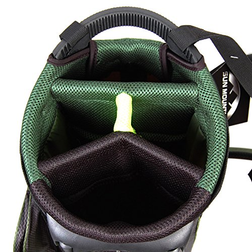 New Sun Mountain GS1 Stand Bag Green / Black / Flash by Sun Mountain (Image #2)