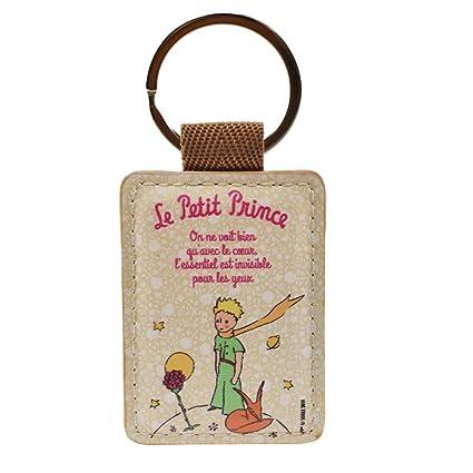 Le Petit Prince 525546 - Llavero El Principito con rosa
