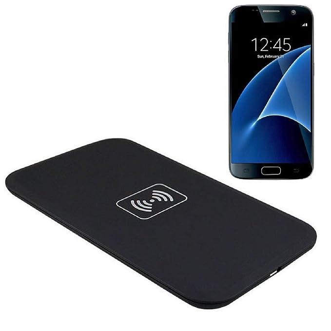 Galaxy S7 Cargador inalámbrico, Lookatool para Samsung ...