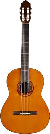 Guvnor GC104 4//4 Full Size Classical Guitar Natural Nylon Strings Linden Top X40