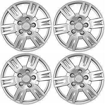 Amazon Com 16 Inch Hubcaps Best For 2005 2006 Nissan Altima