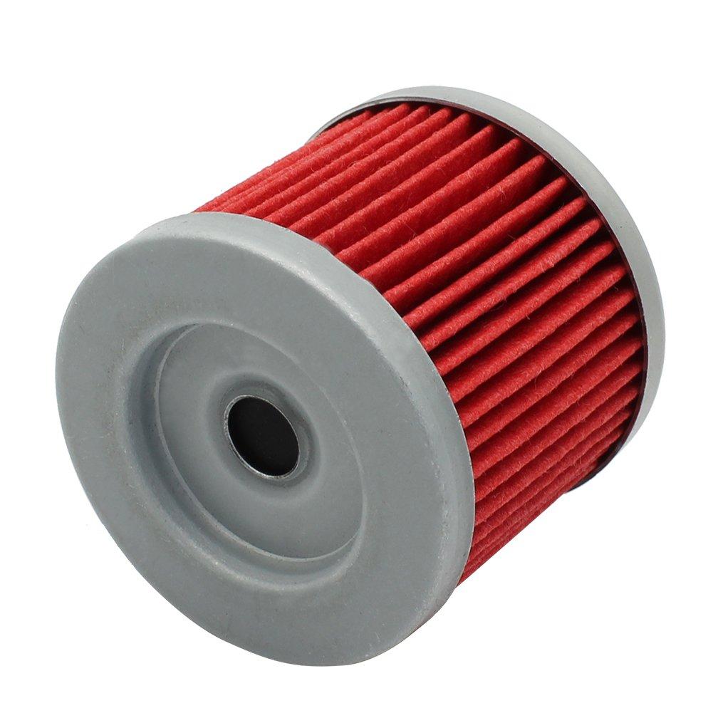 Cyleto filtre /à huile pour Suzuki AN400/AN 400/Burgman 400/2007/2008/2009/2010/2011/2012/2013/2014/2015//An400z Burgman 400/2009/2010/2011/2012
