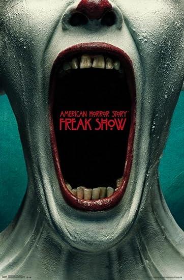 American Horror Story - Freak Show Poster Drucken (60,96 x 91,44 cm)