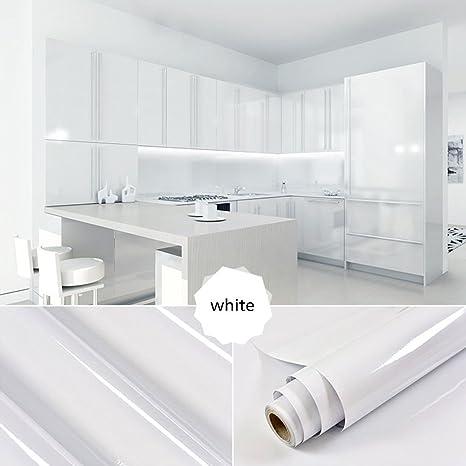 Mueble de cocina de calidad engomada del PVC rollos de papel pintado ...
