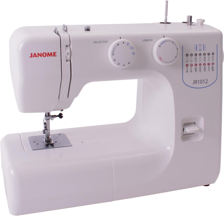 Janome jr1012 máquina de Costura: Amazon.es: Hogar