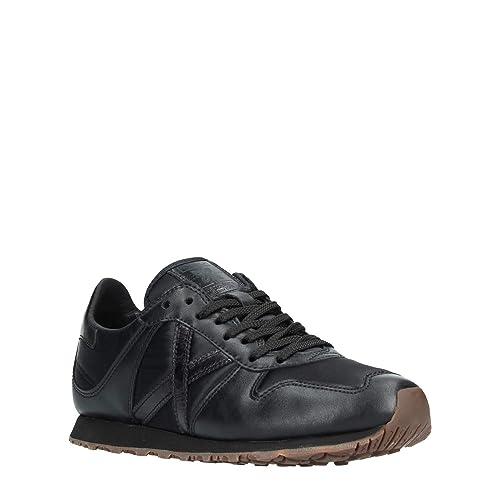 Munich Massana 305, Zapatilla para Hombre 44 Negro: Amazon.es: Zapatos y complementos