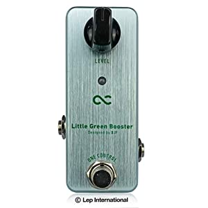 One Control Little Green Booster
