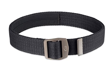 7a63fa69d3b7 Amazon.com : Life Venture Adjustable Travel Belt with Hidden Zipped ...