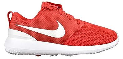 rozmiar 40 szerokie odmiany różne kolory NIKE Men's Roshe G Golf Shoes, University Red/White, 9.5 M US