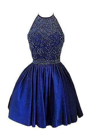 inmagicdress Homecoming Dresses for Juniors Short Blue ...