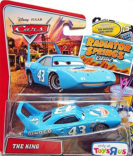 Disney/Pixar Cars Exclusive Radiator Springs Classic The King 1:55 Scale (Cars King)