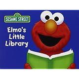 Elmo's Little Library (Sesame Street (Random House))