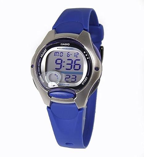 Casio LW-200-2AVEF. - Reloj, Correa de Resina Color Azul: Amazon.es: Relojes
