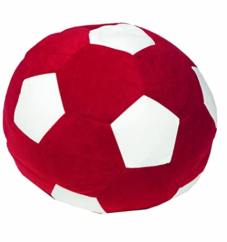Sit & Joy 9.00114 - Puf (Forma de balón, diámetro: 80 cm), Color ...