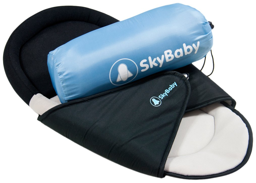 SkyBaby Travel Mattress, Black Babyhaven 001