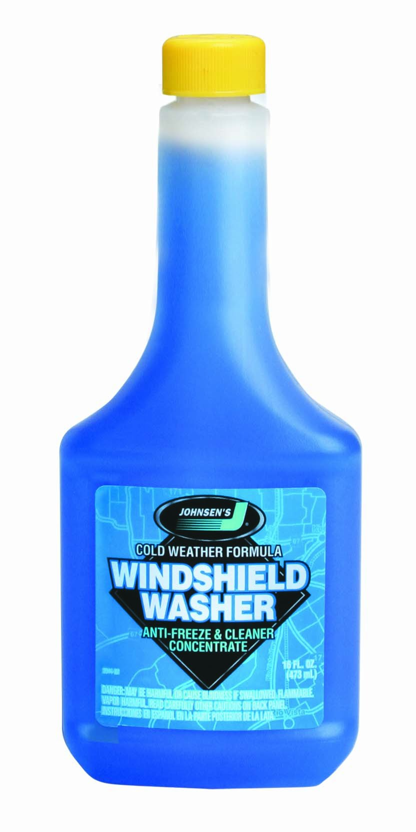 Johnsen's 2944 Windshield Washer Concentrate - 16 oz.