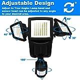 Solar Lights Motion Sensor, Costech 182 LED 1000