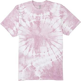 Billabong Tie Dye - Camiseta de manga corta, color lila: Amazon.es: Ropa y accesorios