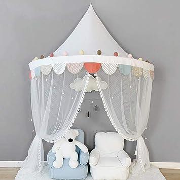 Baldachin Betthimmel Kinderzimmer Insektenschutz Bett Zelt