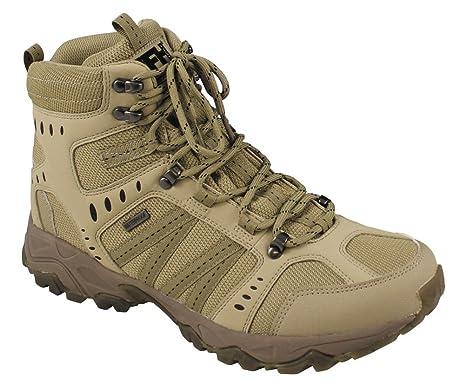 MFH Anfibi Scarponi Stivali uomo donna militari Trekking Combat Boots  Tactical (39) ff8d6745ab0