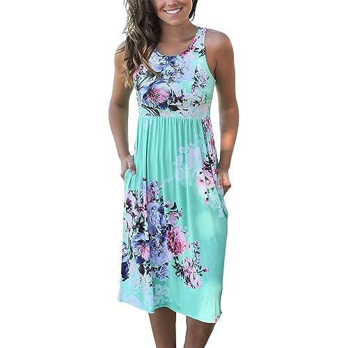 Women's Cotton Sundresses: Amazon.com