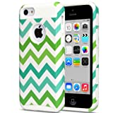 ULAK iPhone 5C Case, Slim Colorful Dual Layer