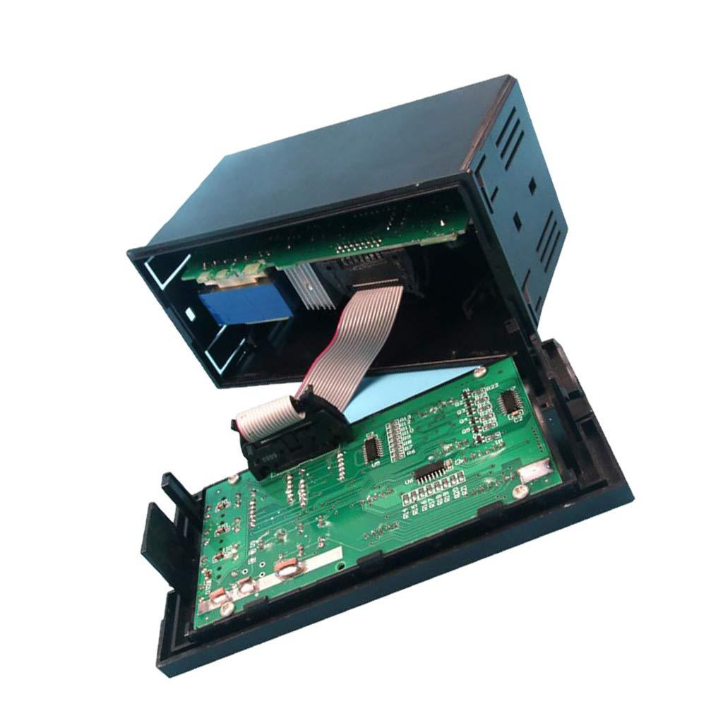 FLAMEER Termostato Incubatore Incubatore Incubatore per Uova XM-18 Ventola Automatica Accessori Resistenti f32246
