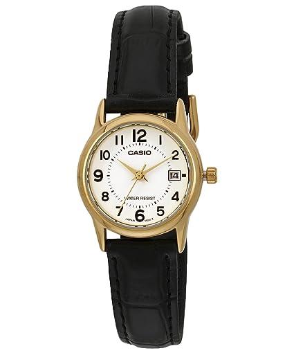 081cc9eb8251 CASIO Reloj con Movimiento Cuarzo LTP-V002GL-7  Casio  Amazon.es  Relojes