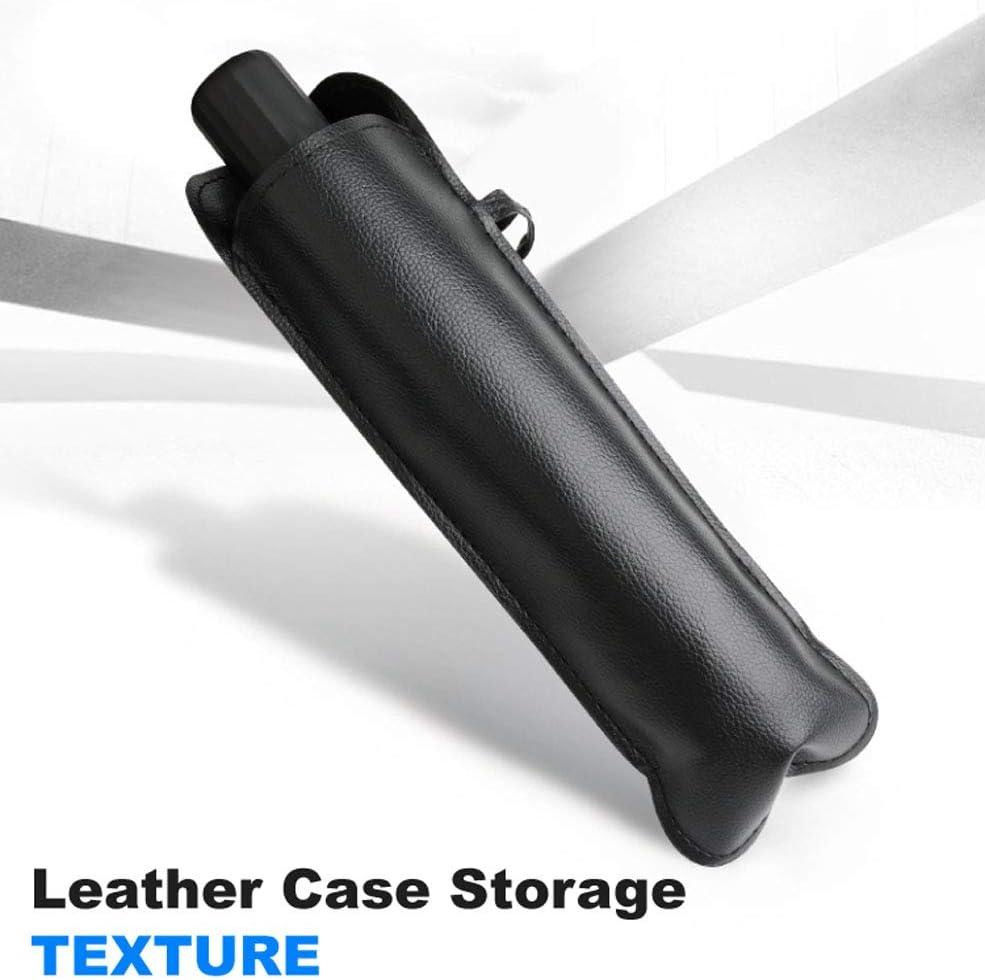 Utetech nero resistente per lunotto anteriore facile da riporre e riporre Parasole per auto anteriore facile da installare protegge dalla luce solare borsa di trasporto