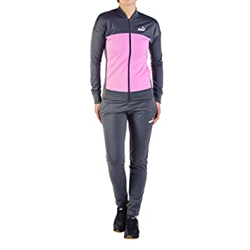 1aeba630a5476c Puma Classic Tricot Suit, OP Femme, Orchid-Iron Gate, FR (Taille
