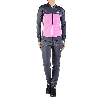Puma Damen Classic, Op Trainingsanzug: Amazon.de: Bekleidung