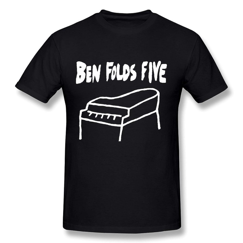 Black t shirt ben folds - Black T Shirt Ben Folds 1