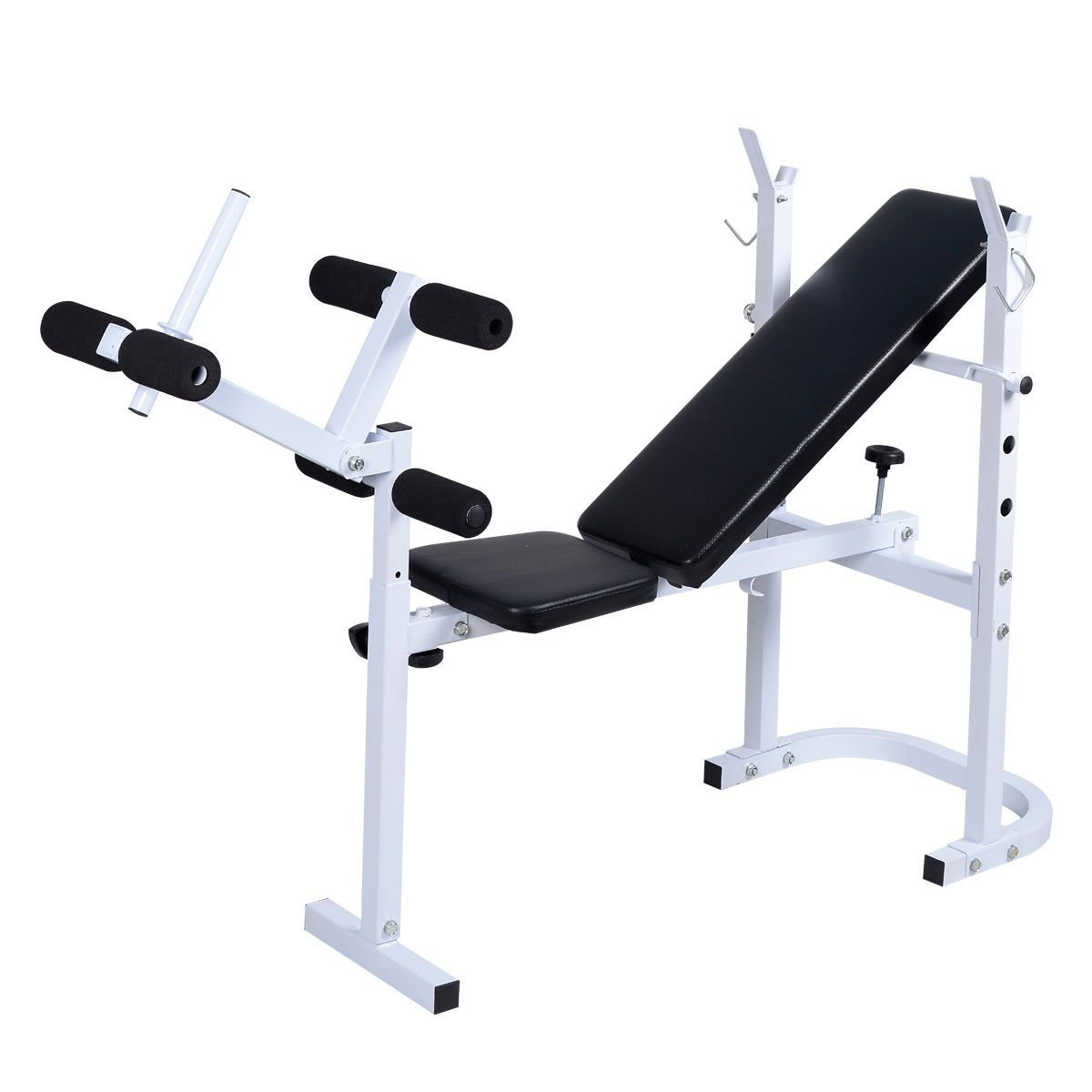 HPD Body Solid Olympic Folding Weight Bench Incline Lift Workout Press Home Gym
