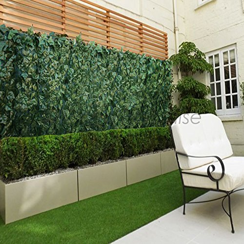 Patio Paradise 15 Quot X 48 Quot Faux Ivy Privacy Fence Screen