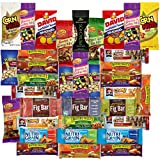 sweet spicy sunflower seeds - Healthy Care Package Nuts Bars & Snacks Variety Pack (35 Count)