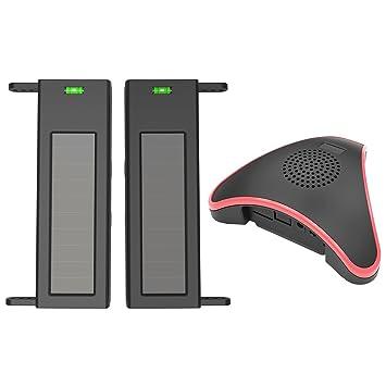 Amazon.com: HTZSAFE Sistema de alarma de conducción ...