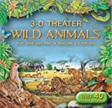 img - for 3D Theater: Wild Animals book / textbook / text book