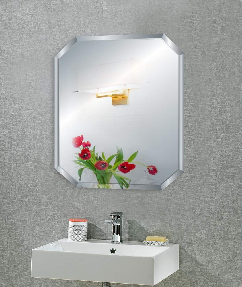 Intelligent Design D4 Wall Mounted Bathroom Mirror