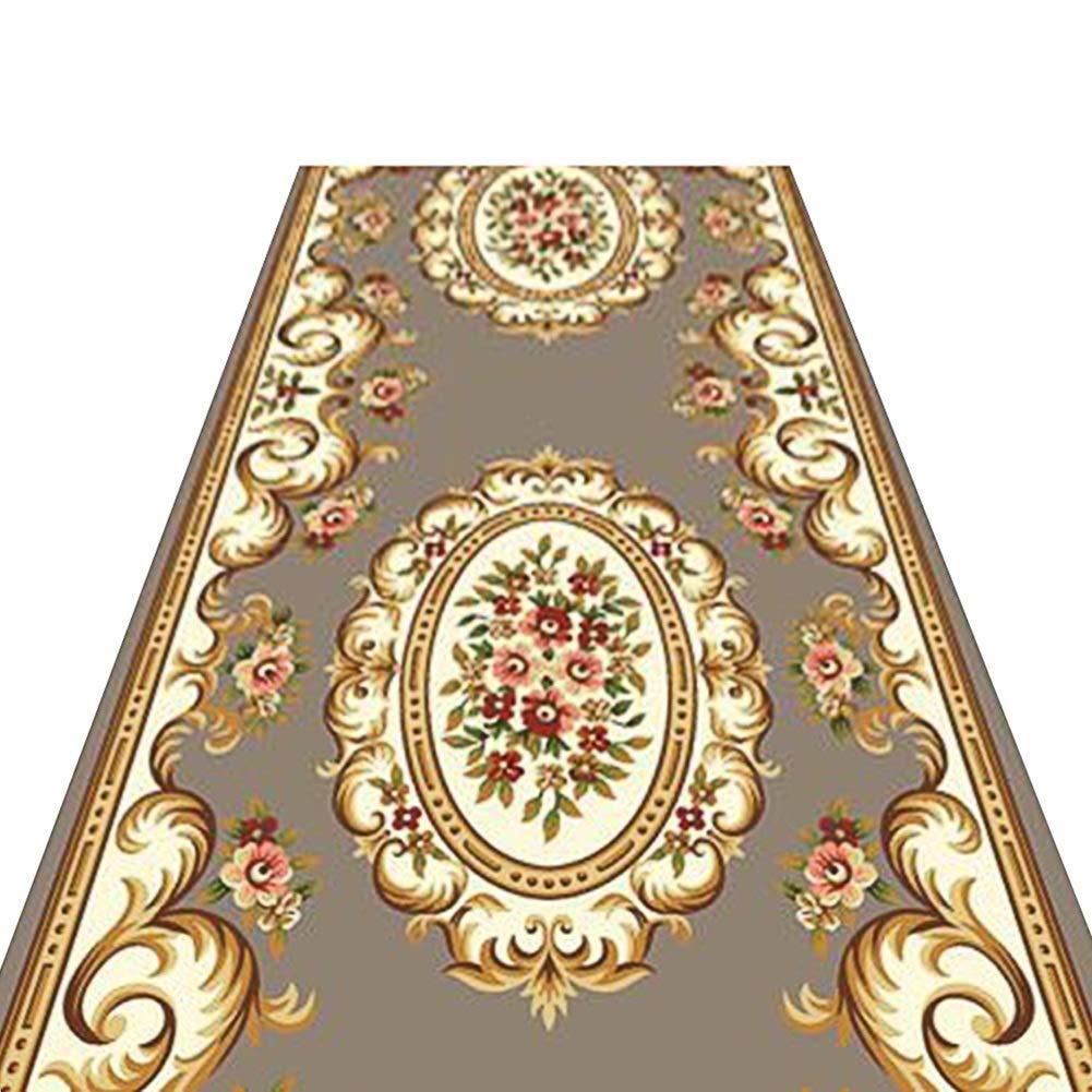 ランナー/カーペット、廊下、階段、居間用の長方形滑り止めカーペット は、カスタマイズすることができます。 (色 : ブラック, サイズ さいず : 80CM*10M) 80CM*10M  B07Q85CGK4